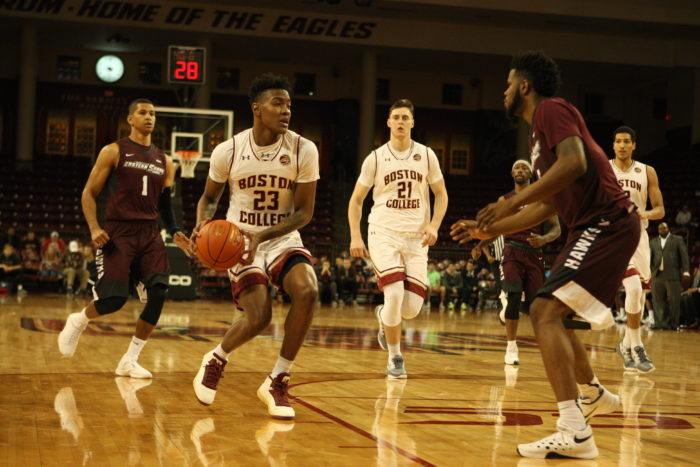 Mike Sagay to Transfer From Men's Basketball