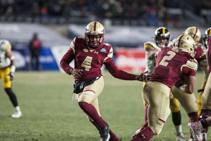 Football's Darius Wade to Transfer for Fifth Year of Eligibility