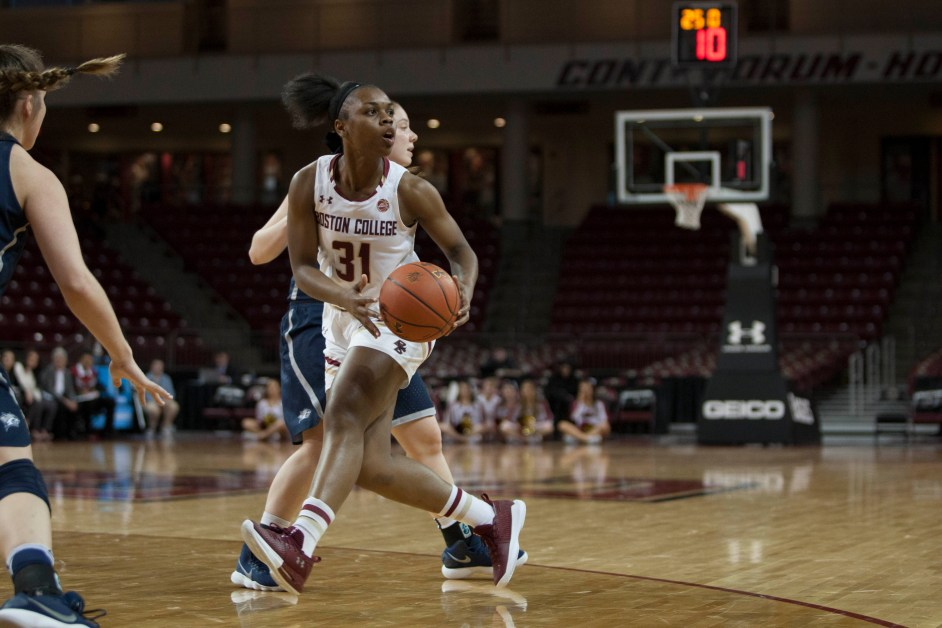 BC's Offense Hits New Low in Blowout Loss to Maine