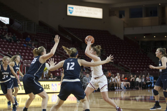 Previewing Women's Basketball 2017-18: Maine