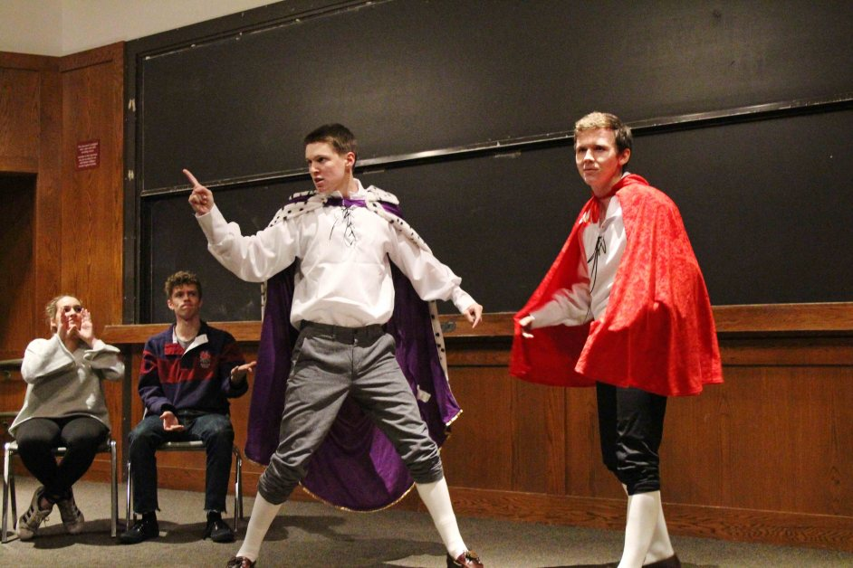 Hello…Shovelhead! Digs into Stereotypes to Strike Comedic Gold at Fall Show