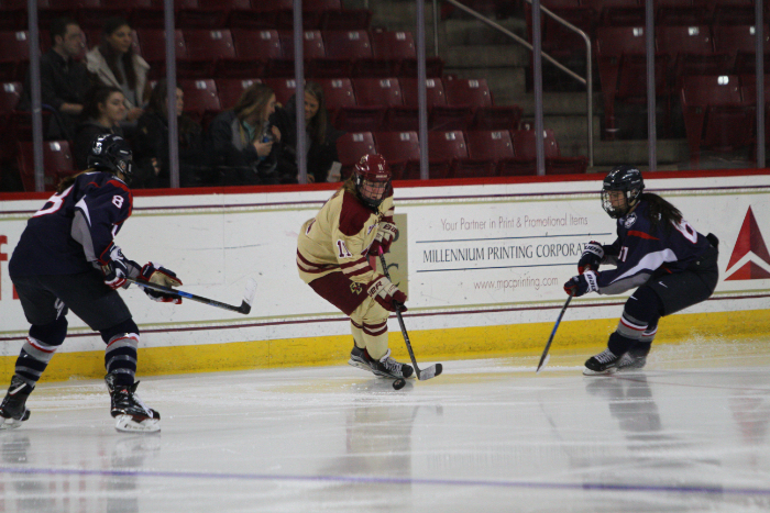 Previewing 2017-18 Women's Hockey: New Hampshire