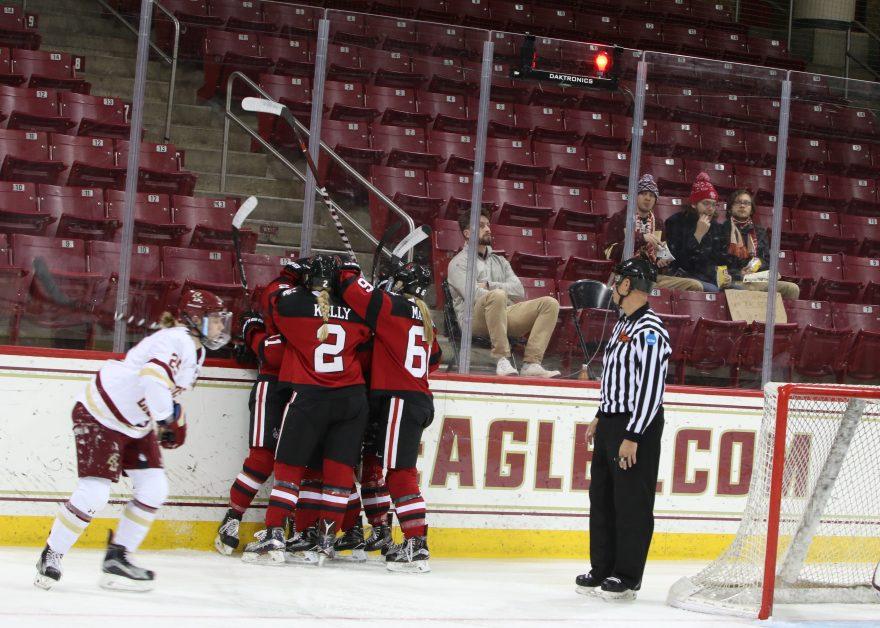 Beanpot Team Capsule: Northeastern Women's Hockey