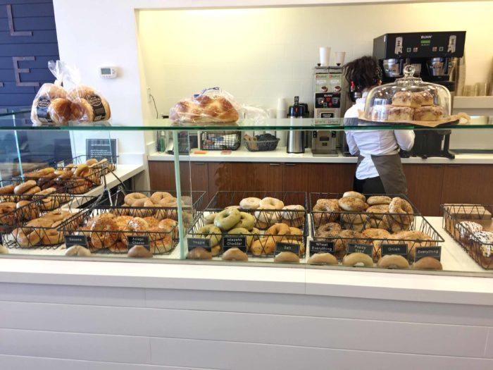 Pop-Up Turns Permanent: The Bagel Table Replaces Rosie's