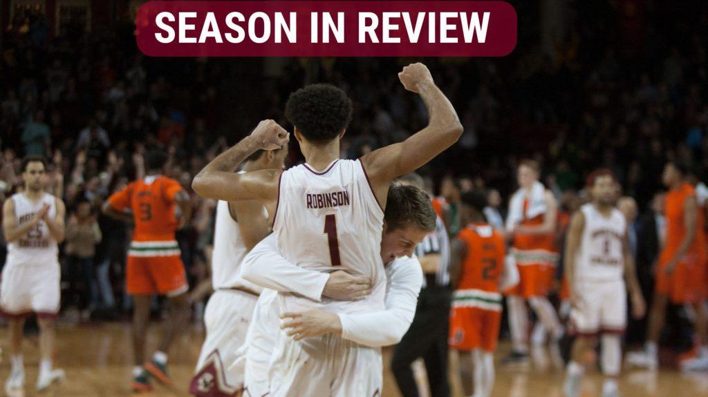 Season in Review: 2017-18 Men's Basketball