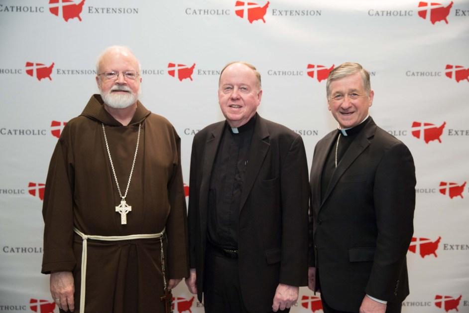 Leahy Presented 2018 Spirit of Francis Award