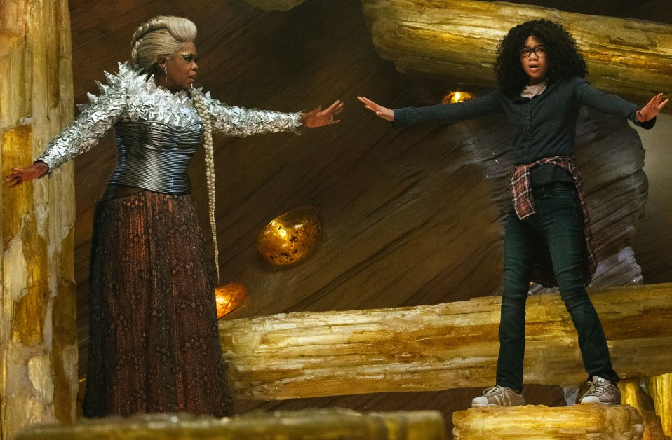 'A Wrinkle in Time' is Uplifting for Children, but Lacks Deeper Meaning