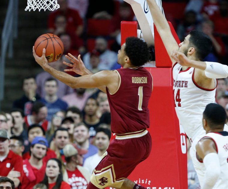 Previewing 2017-18 Men's Basketball: Second Round of ACC Tournament vs. N.C. State