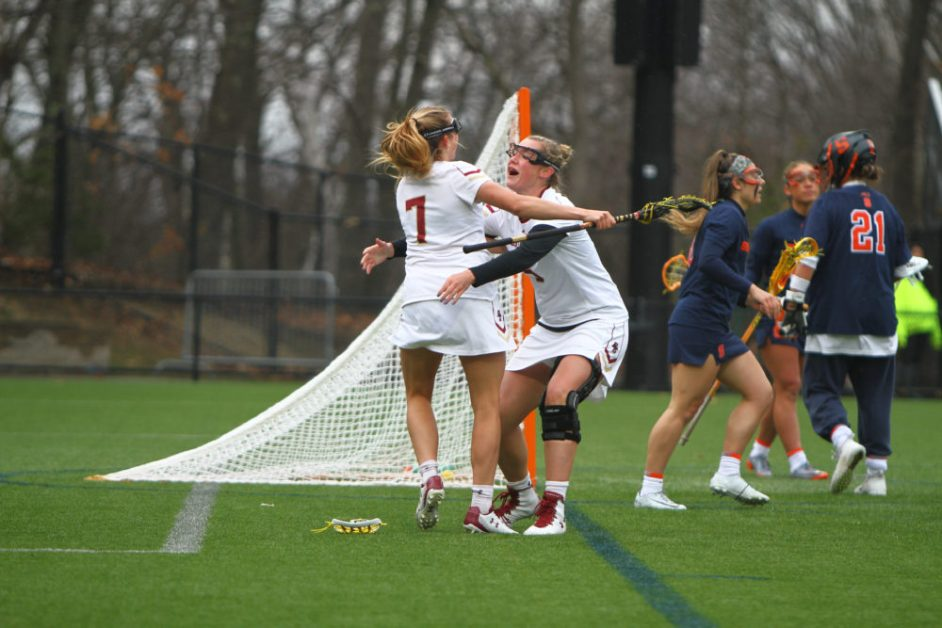 Without a Doubt, Lacrosse Deserves Coveted No. 1 Ranking