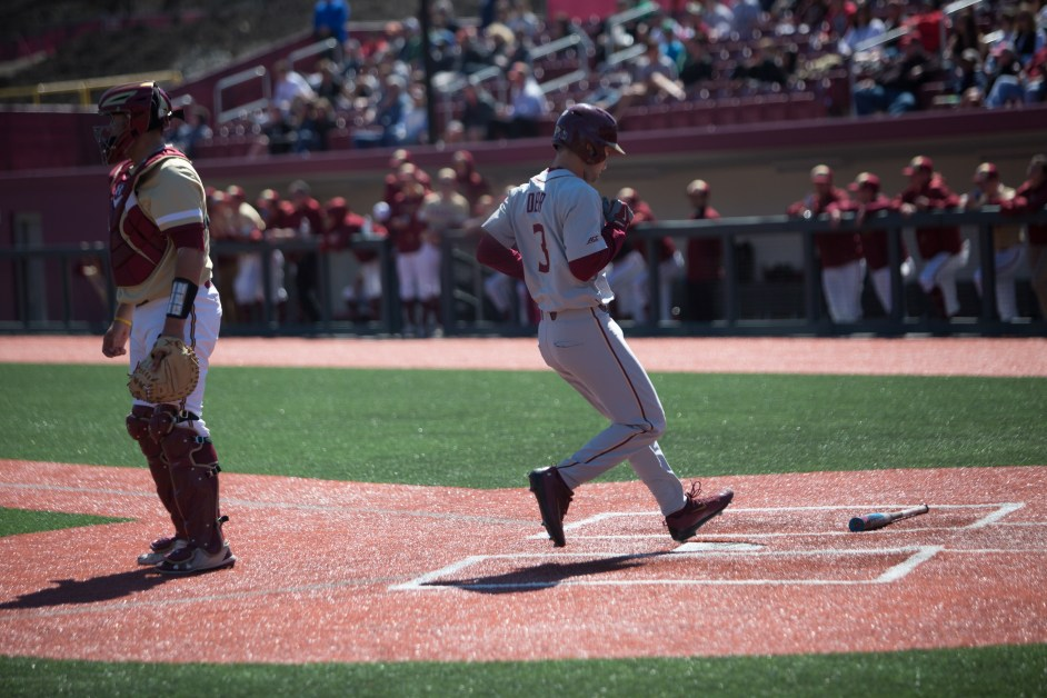 Seminoles Complete Sweep of BC With Third Decisive Win