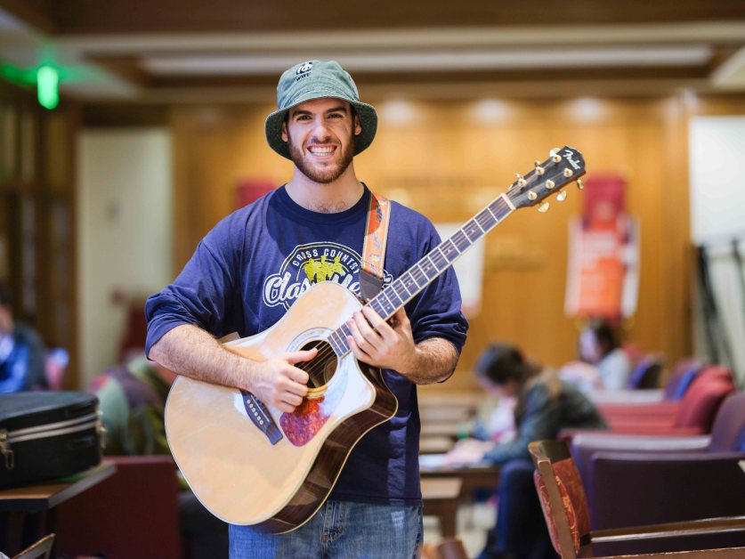 Learning Their Language: Building Trust Through Music