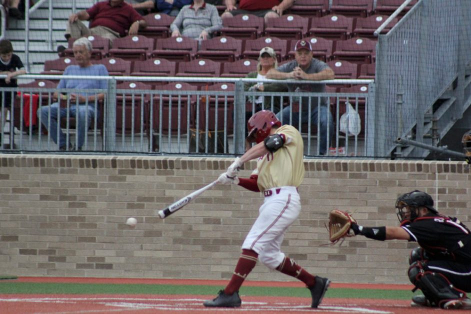 On Senior Day, Eagles Salvage Series Finale Against Louisville