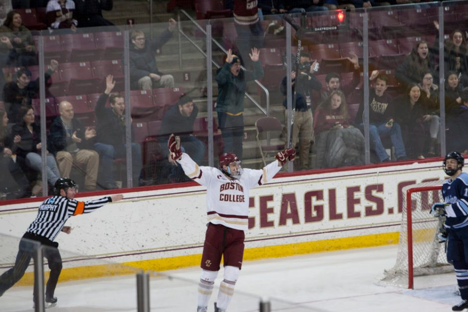 Two Indicted for Assaulting Former Men's Hockey Defenseman Kevin Lohan