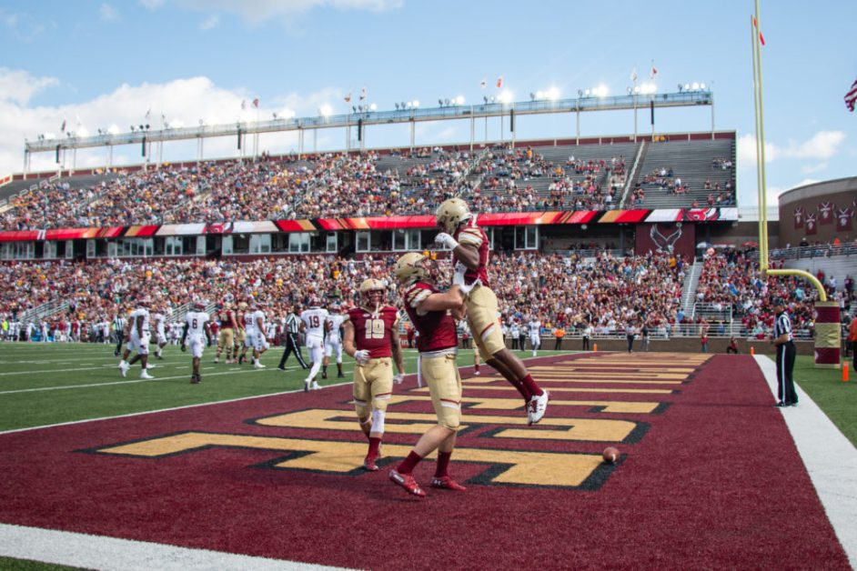Despite Defensive Lapses and Special Teams Errors, Eagles Outlast Temple