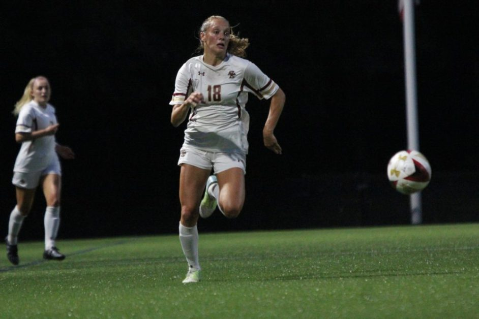 Eagles Perfect Start Comes to an End in Overtime Against Wake Forest