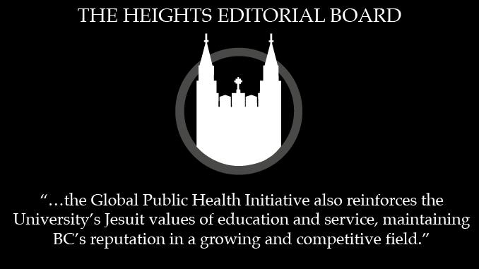 Global Public Health Initiative Is Positive Development for University's Future