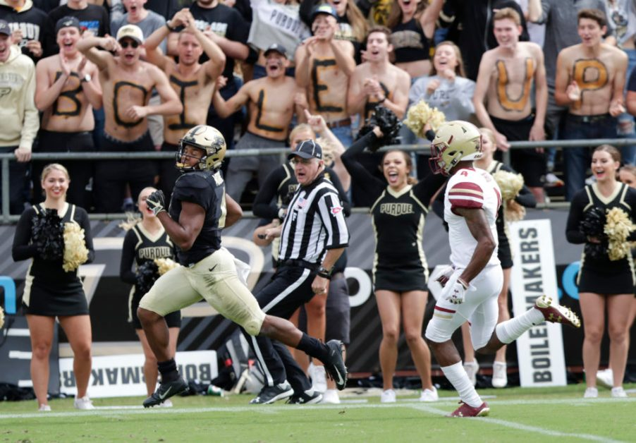No. 23 Eagles Thoroughly Outplayed in Lopsided Defeat at Purdue