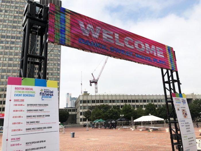 Boston Social Fitness Festival Celebrates Movement, Wellness