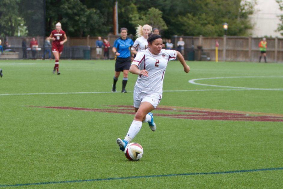 Previewing 2018 Women's Soccer: Harvard