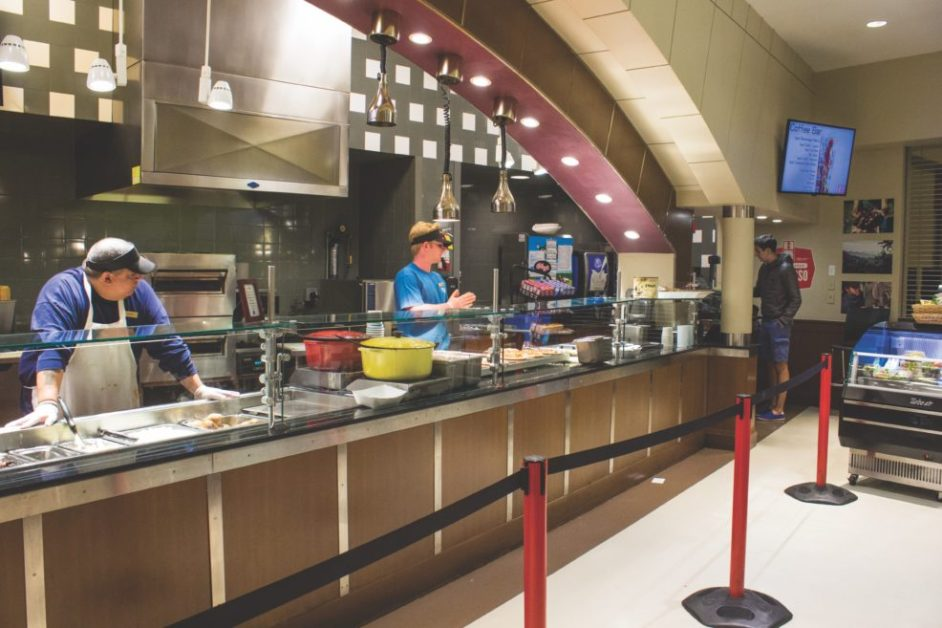 BC Dining Clarifies Late Night Details, Meets with UGBC