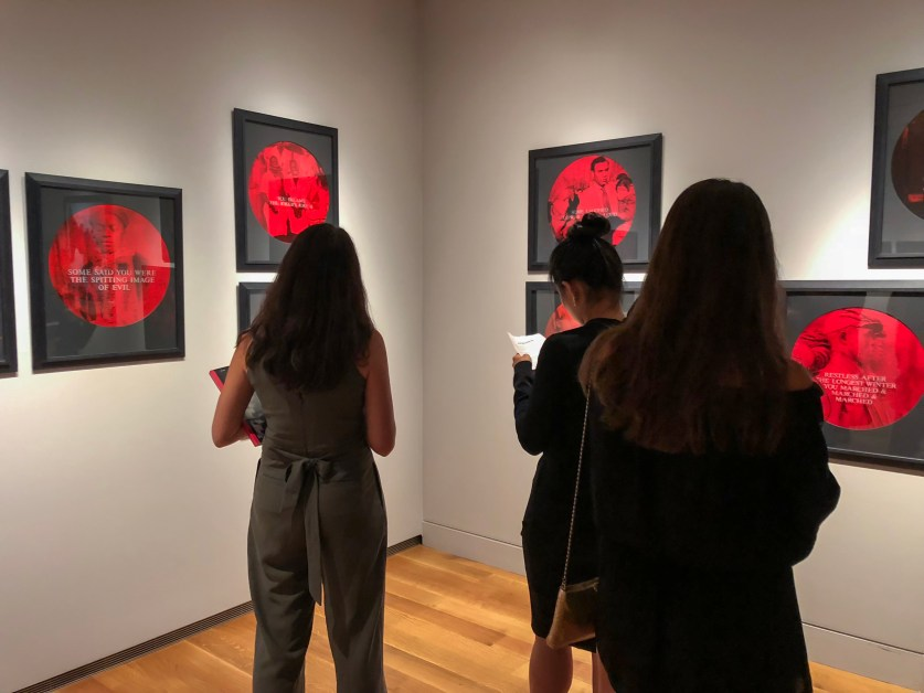 Weems Stories African American Experience at Art After Dark