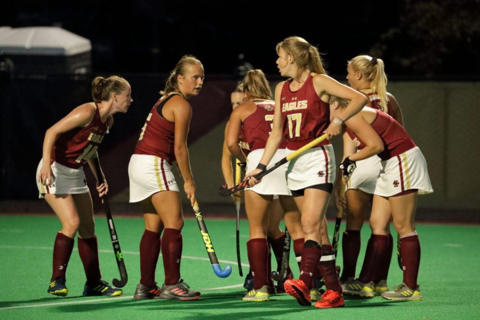 Eagles Upset by Liberty in Weekend Finale