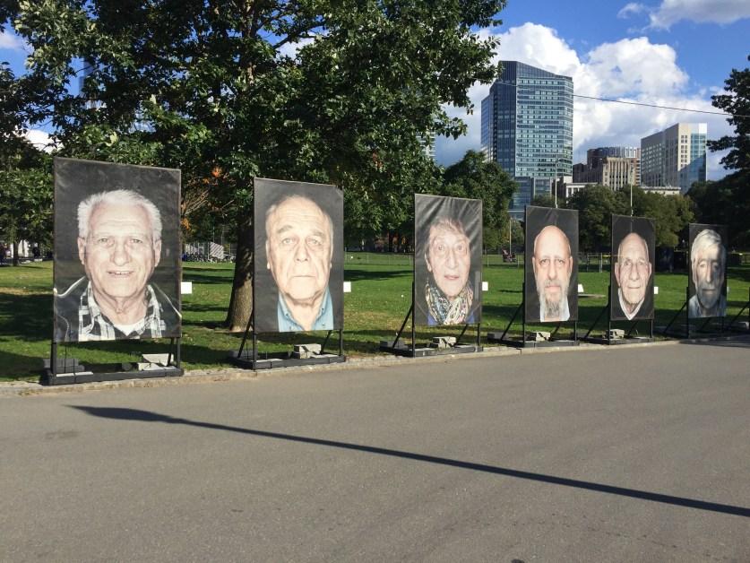 Portraits of Holocaust Survivors Force Viewers to Confront the Past