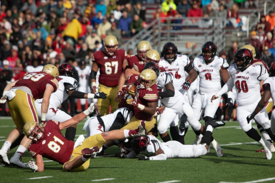 Notebook: Bailey, Run Defense Impress in Win Over Louisville