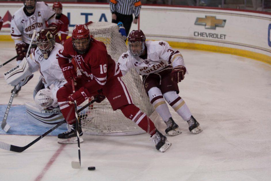 Previewing 2018-19 Men's Hockey: Wisconsin