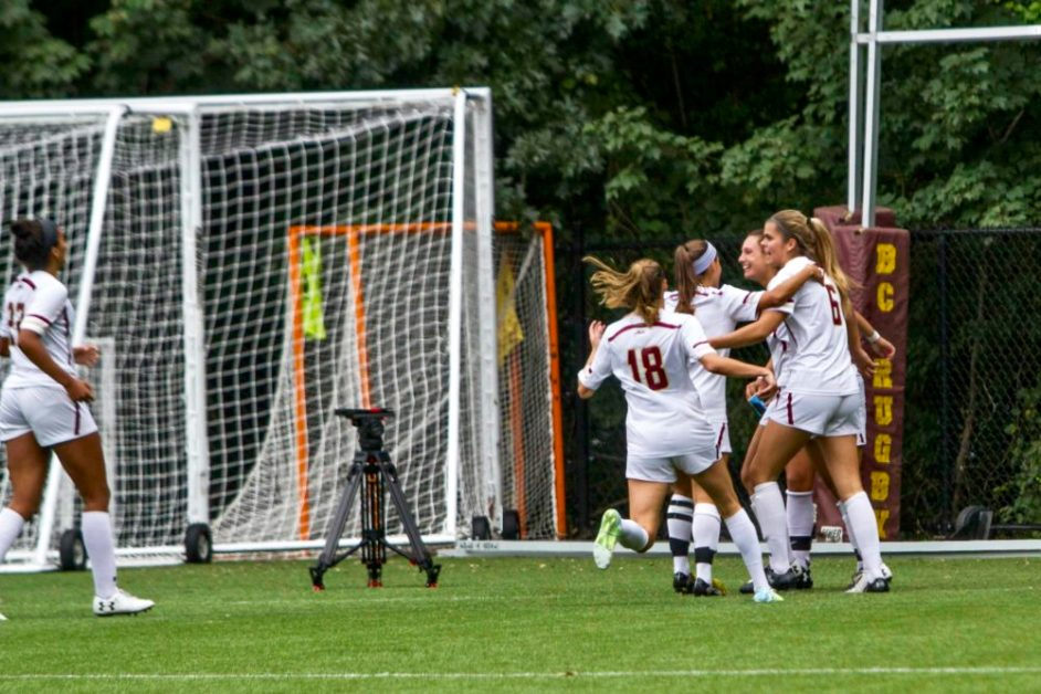Eagles Continue Conference Success Against North Carolina State