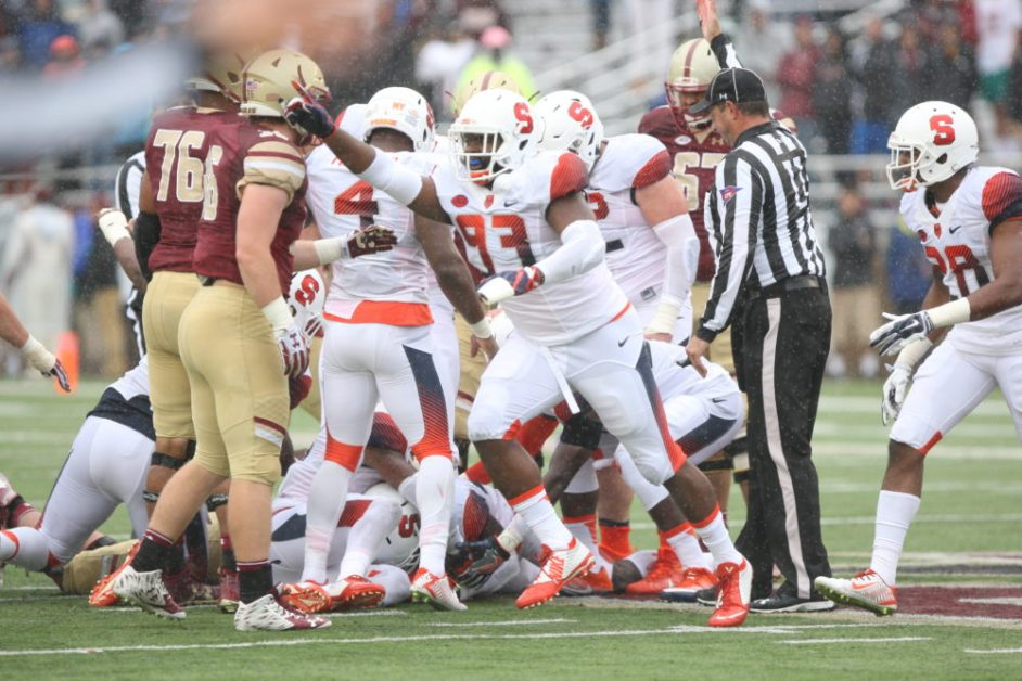 Previewing 2018 Football: Syracuse