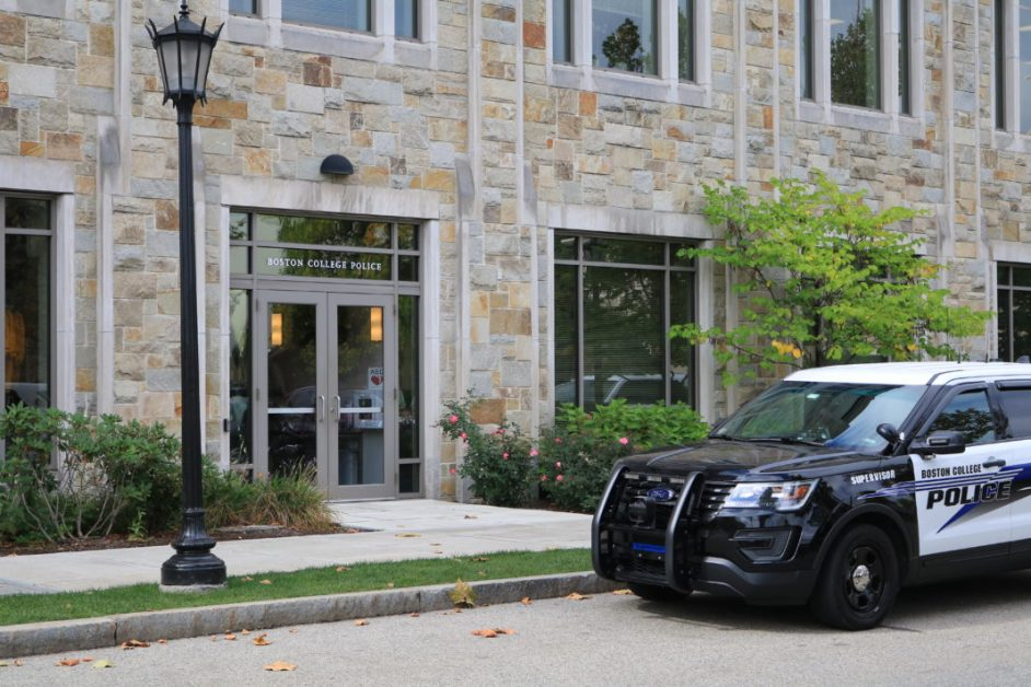 Evans Warns Students of Holiday Break-Ins