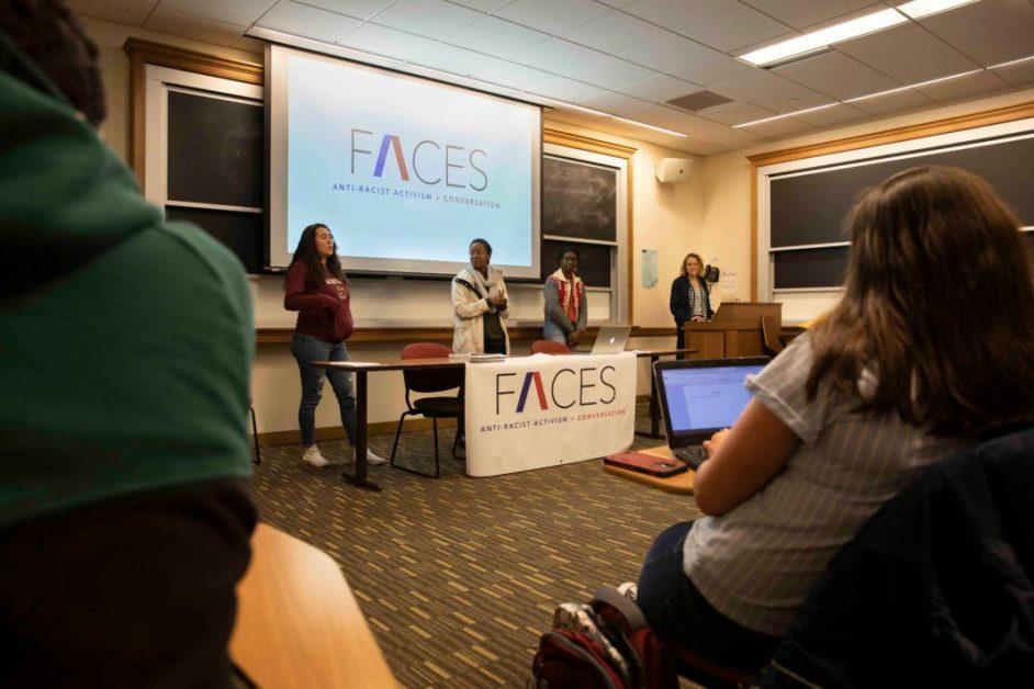 FACES Facilitates Dialogue on Racism