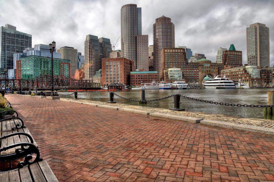 Cambridge Innovation Center Talks Climate Change Threats to Boston's Coastline