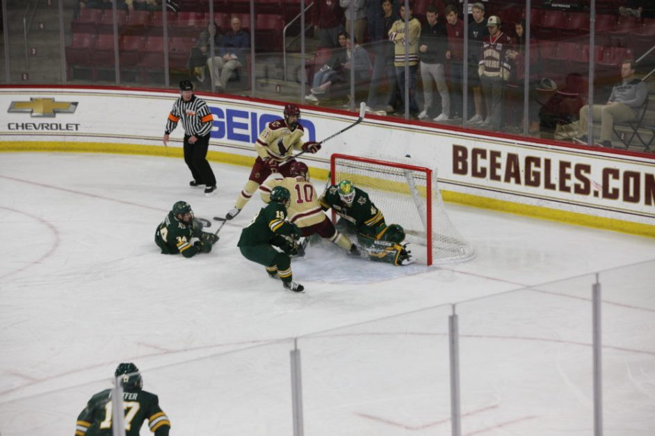 Eagles' Fast Start Leads to Second-Consecutive Win