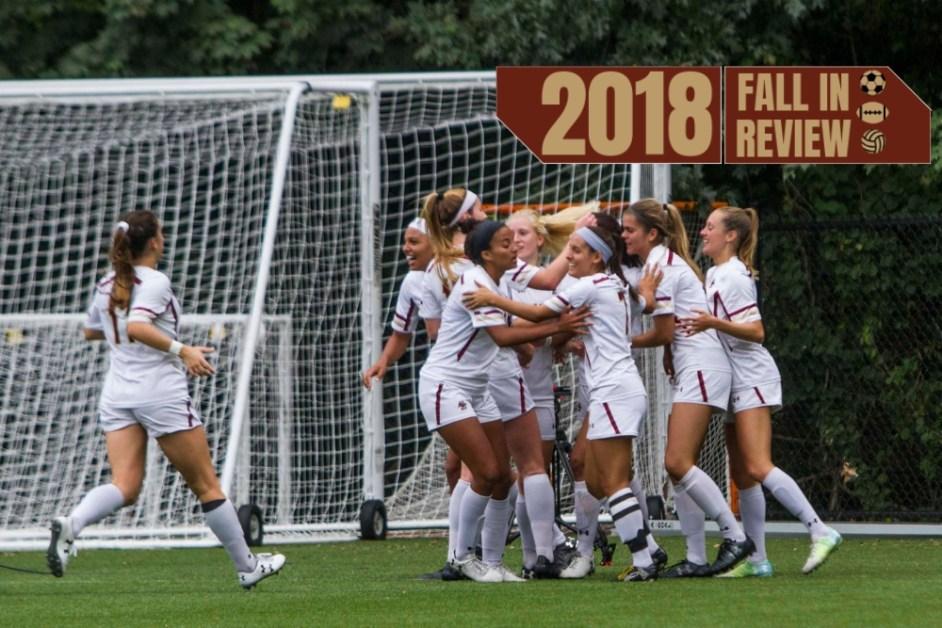 Season in Review: 2018 Women's Soccer