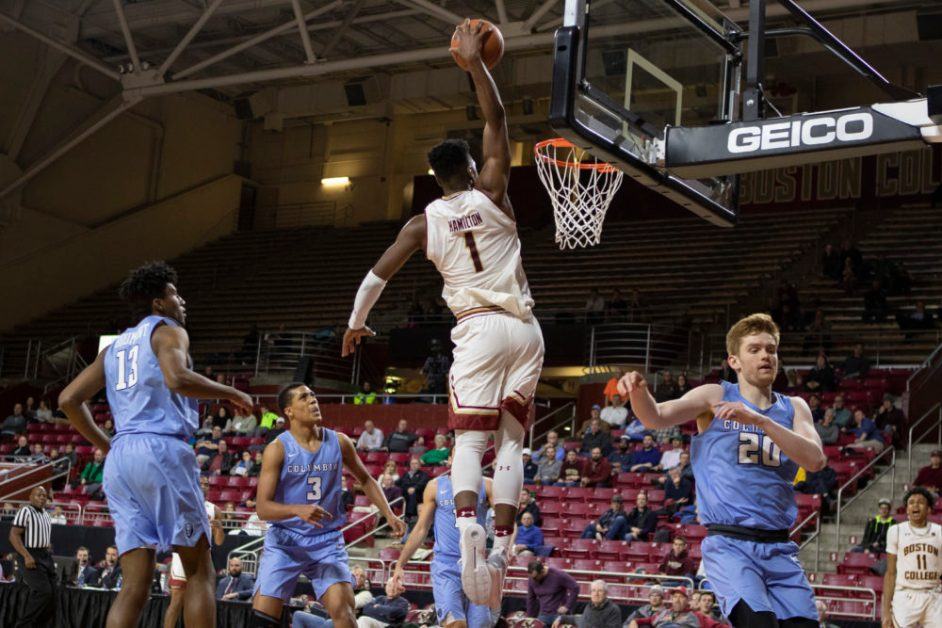 Notebook: Popovic, Bowman Guide BC to Win Over Columbia