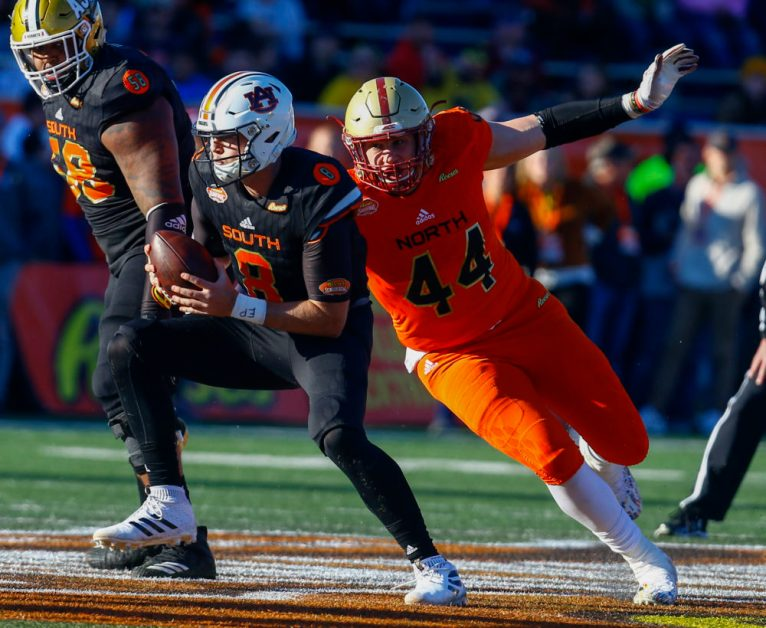What We Learned About BC's 2019 NFL Draft Class From the Senior Bowl