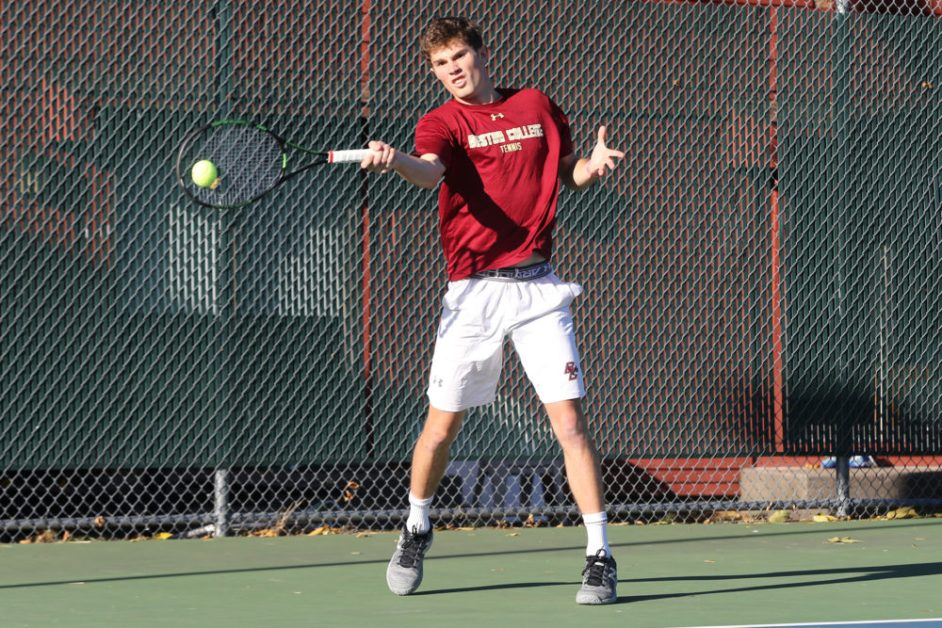 Eagles Open Spring Season With Setback Against St. Johns