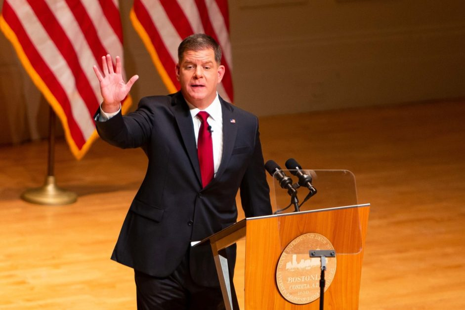 Walsh Announces Opposition to Title IX Proposals