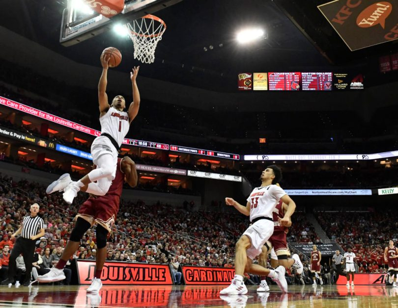 Notebook: Inconsistent Perimeter Play Dooms Eagles in Loss to Louisville