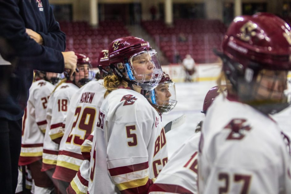 Weekend Hockey Preview: Eagles off to Arizona, New Hampshire
