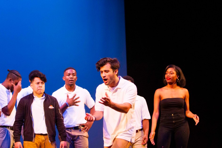 Sexual Chocolate Steps it Up at Big Show