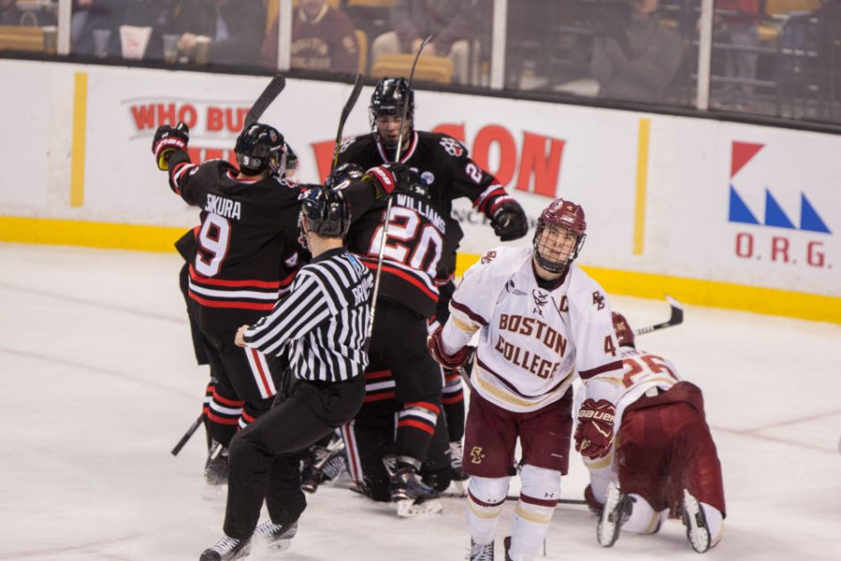Looking Back: Two Years of Defeats at the Beanpot