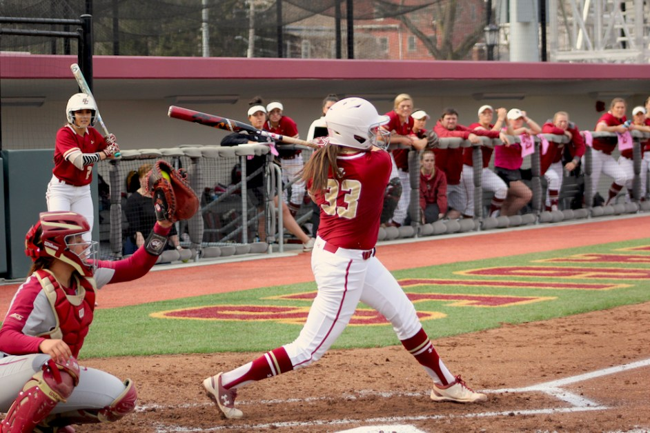 Eagles Manage Lone Run in Three-Game Sweep at the Hands of North Carolina