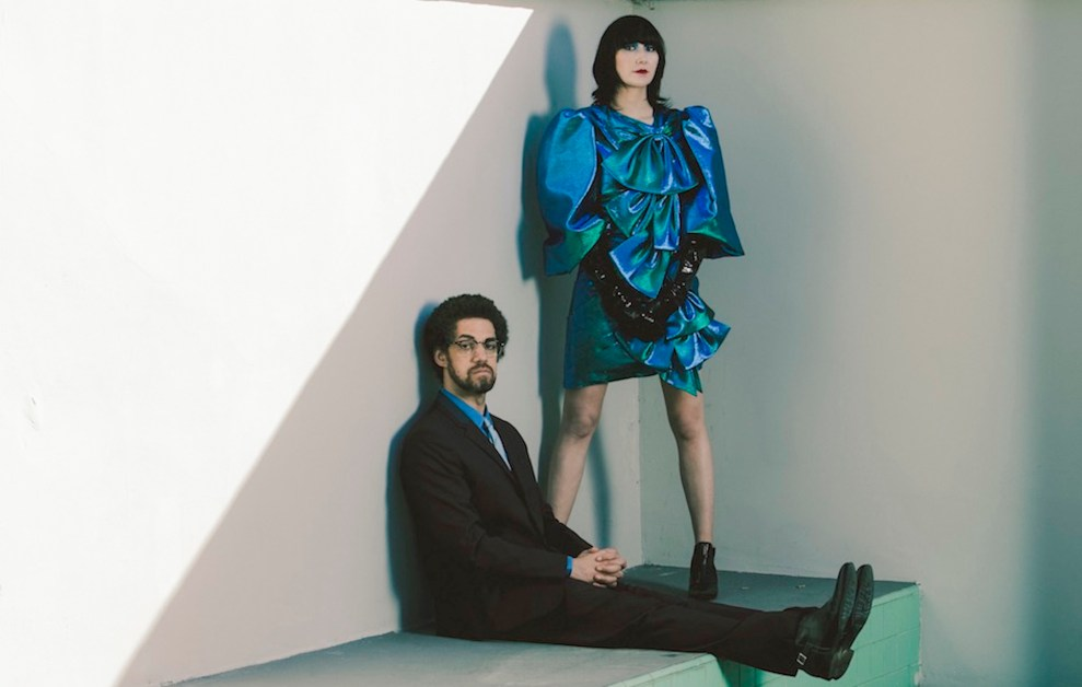 Karen O and Danger Mouse Experiment in 'Lux Prima'