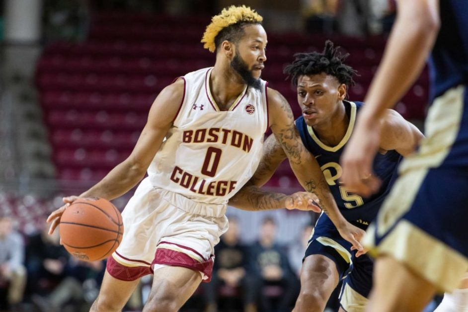 BC Men's Basketball ACC Tournament Preview: First Round vs. Pittsburgh