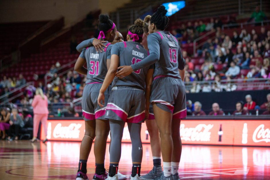 Eagles Fall to Virginia in First Round of ACC Tournament