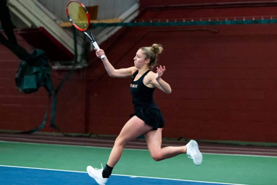Women's Tennis' Skid Continues with Defeat to Wake Forest