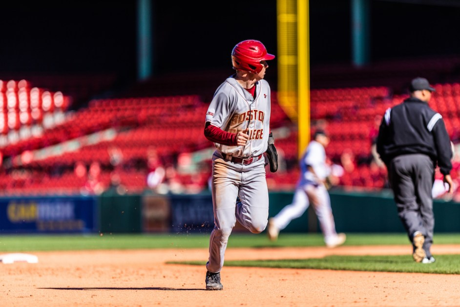 Eagles Produce 18 Hits, Double up Bryant for Road Win